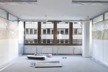 Büro Sanierung © Matthias Buehner