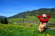 Wandern, Urlaub, Berge, Rast