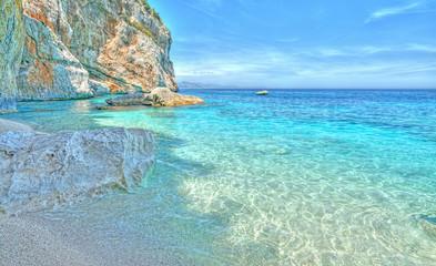 hdr beach