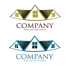 Immobilien Logo; Haus
