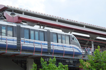 monorail railway
