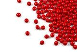 red polymer resin