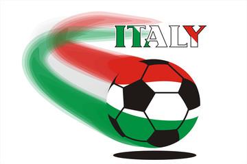 Coppa del Mondo Italy Mundial World Cup Blur