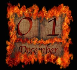 1 de Diciembre