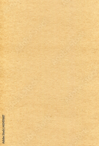 canvas print picture Brown paper background