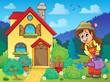 House and gardener 1