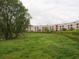 Hufeisen Siedlung in Berlin
