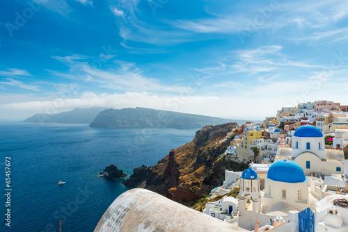 Zdjęcia na płótnie, fototapety, obrazy : Santorini,Greece