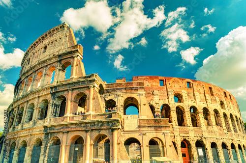 Póster Coliseo (Coliseo) en Roma