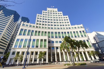 Hall of Justice, San Diego