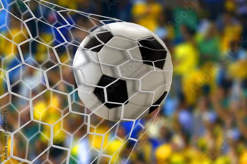 Amazing soccer goal