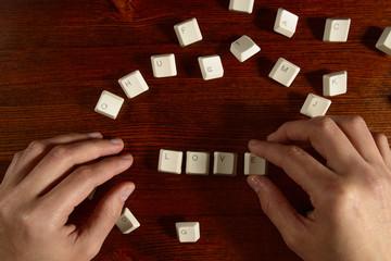 Typeset for love