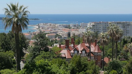 french riviera, cannes, cityscape