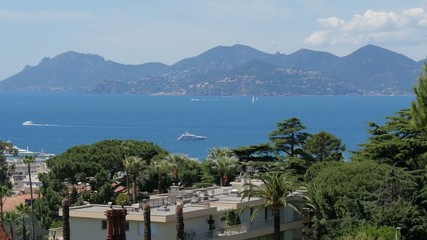 french riviera, cannes, seascape