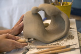 Creating Sculpture - 65462062