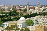 Arabic cemetery and Mausoleum of Habib Burguiba, Monastir