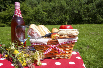 Time for a picknick