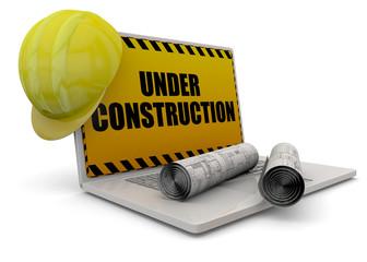 Computer Under Construction - 3D