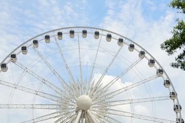 Skyview Ferris Wheel Atlanta, Georgia
