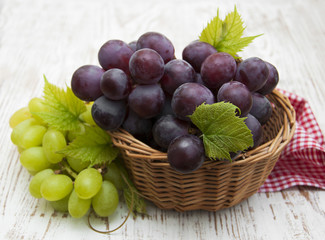 Fresh grape
