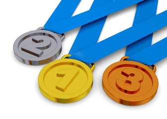 Medal - 3D