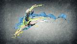 Fototapety Little gymnast
