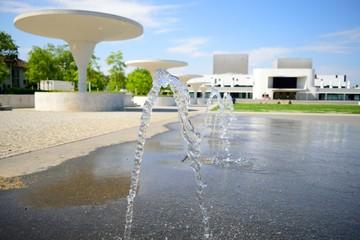 Wasserspiele am Staatstheater Darmstadt