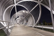 Leinwanddruck Bild - Puente monumental