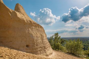 Sandberg locality near Bratislava - Slovakia