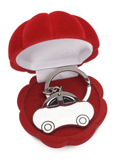 keychain car