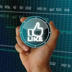 electronic data like icon