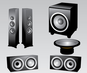 Speakers & Sound Blasters