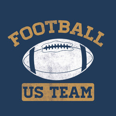 Retro American Football