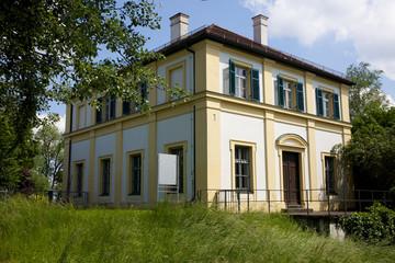 Pumpenhaus des Schlosses Oberschleißheim