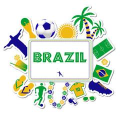 Brazil 2014 Soccer World cup