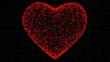 Heart with ECG line episode 3