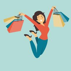 enjoy shopping