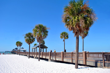 Pier 60 Clearwater Beach Florida
