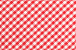 Checkered Table Cloth - 65479071