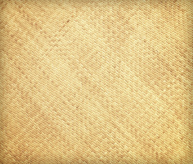 rattan wall background