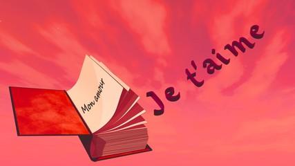 livre amour