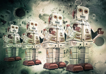 moon robot