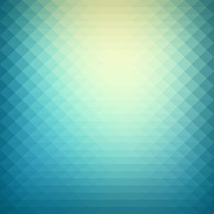 Abstract blue background with soft tones