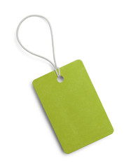 Small Green Tag