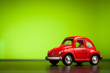 Toy Volkswagen Beetle