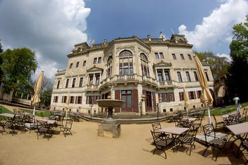 Dresden - Schloss Albrechtsberg