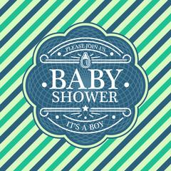 Baby Shower Emblem