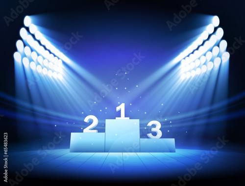 Winners Podium - 65483623