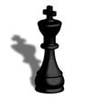 Re nero scacchi