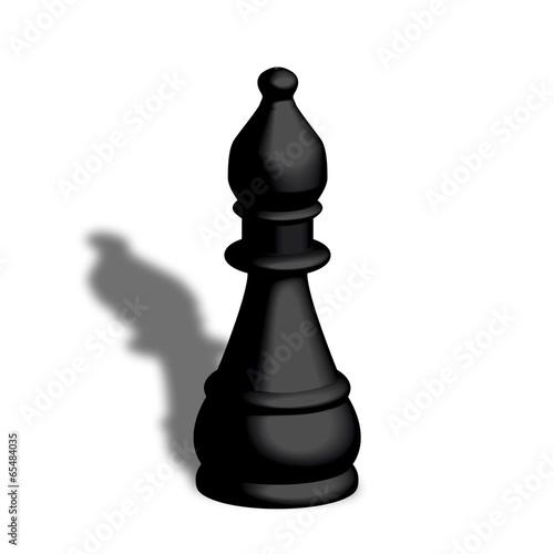Alfiere nero scacchi
